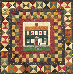 """Noreen Kissell (Portsmouth) """"My House"""""""