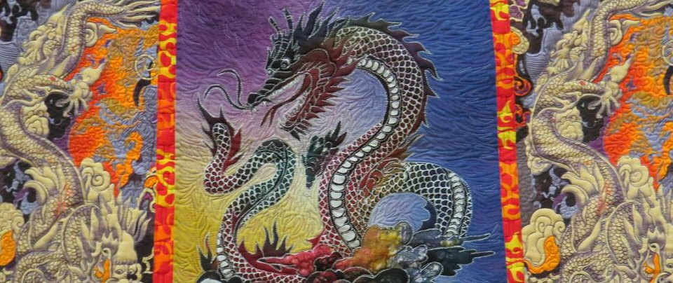 Picture of Quilt Dragon Clan