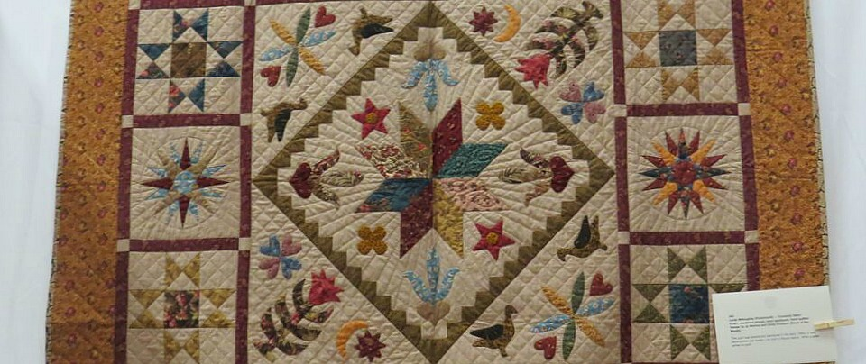 Picture of Quilt Coventry Stars